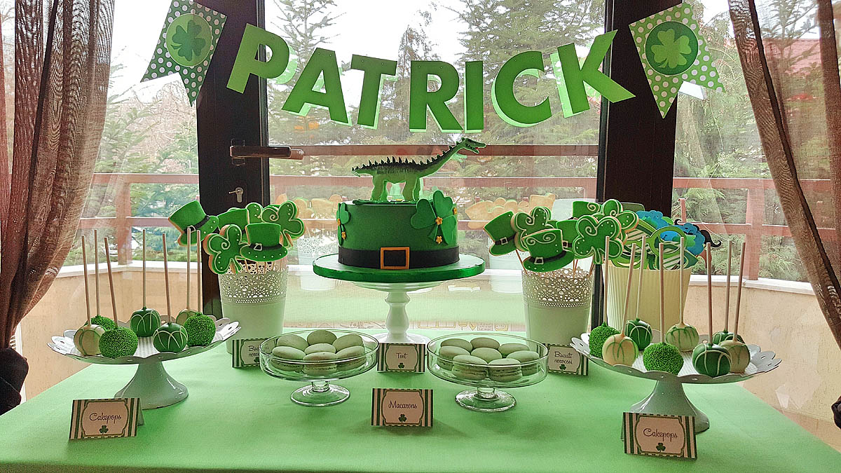 Petrecere Patrick