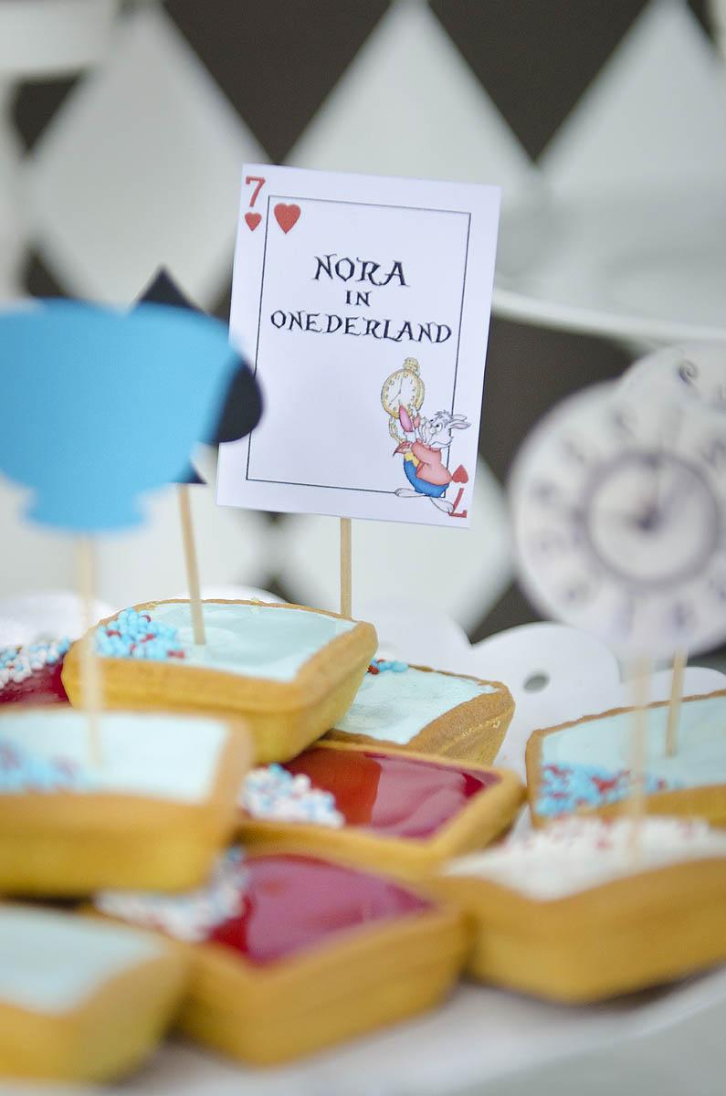 Nora in Onederland