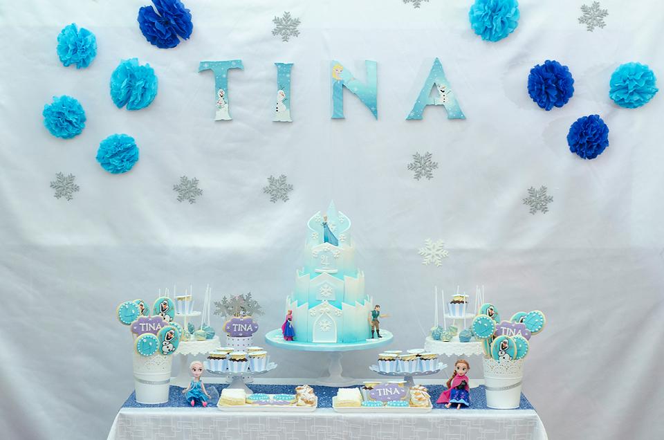 Petrecere Tematica Elsa-Frozen