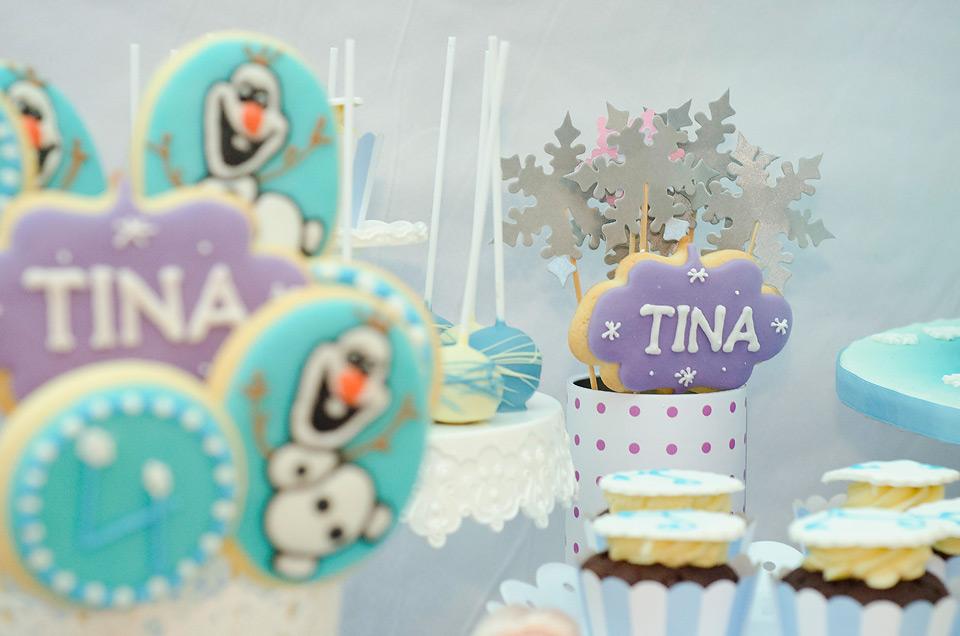 Petrecere Tematica Elsa - Frozen