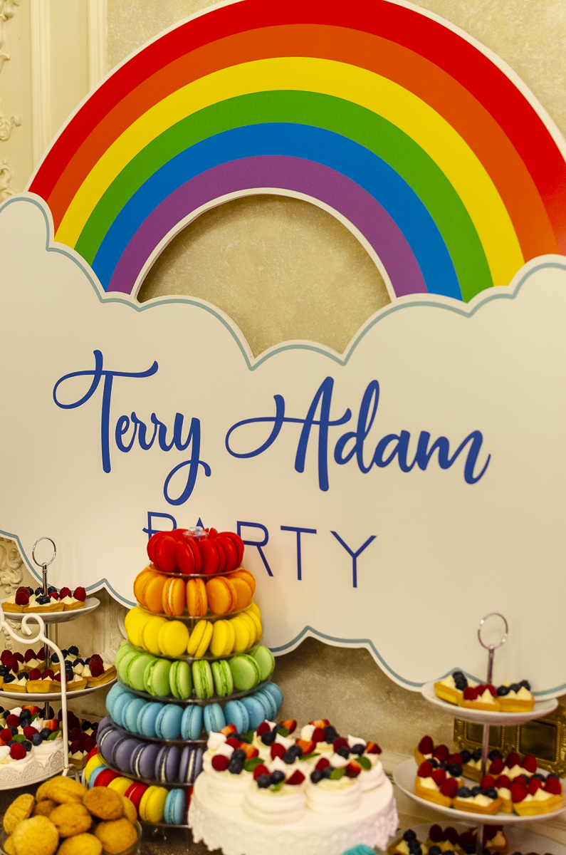 Terry Adam ROGVAIV Party