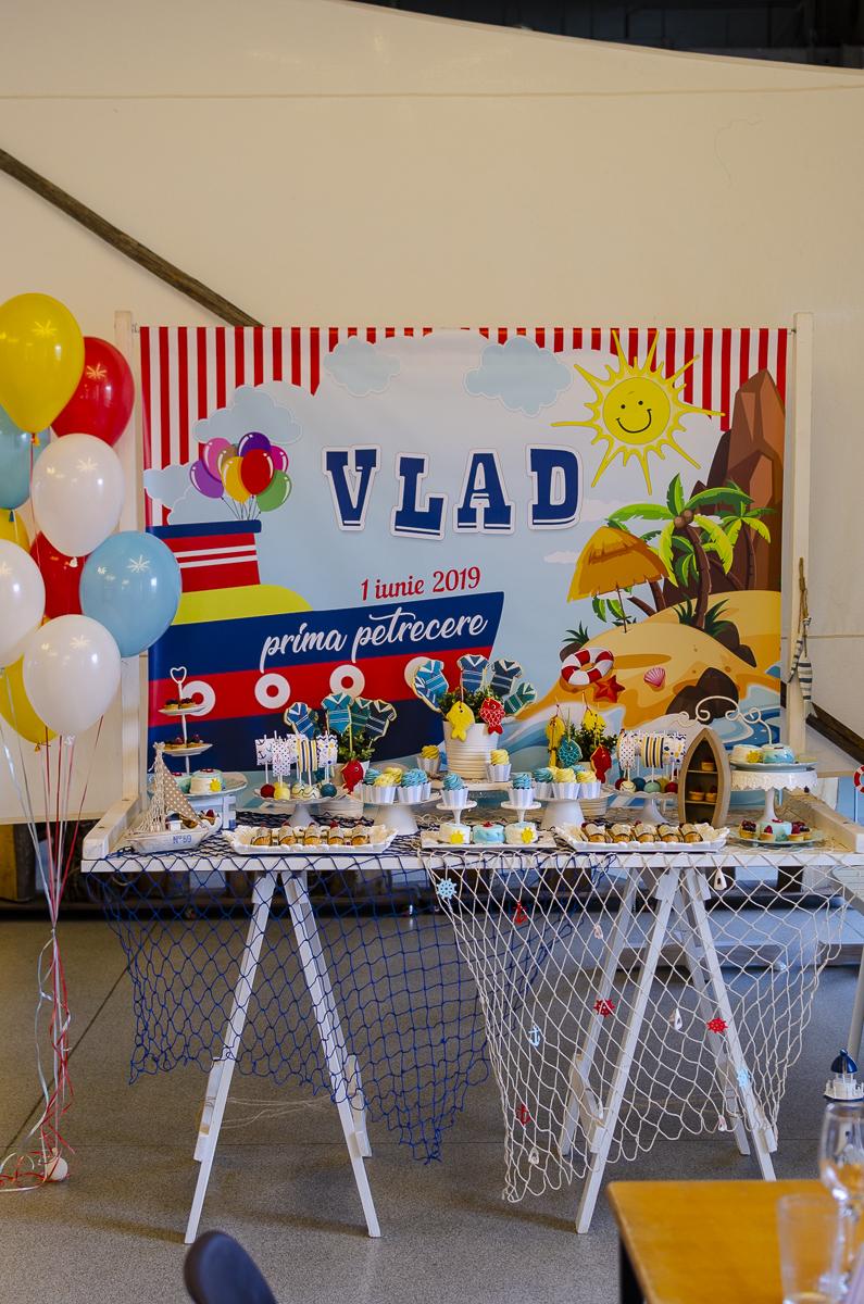 Vlad – petrecere marinărească