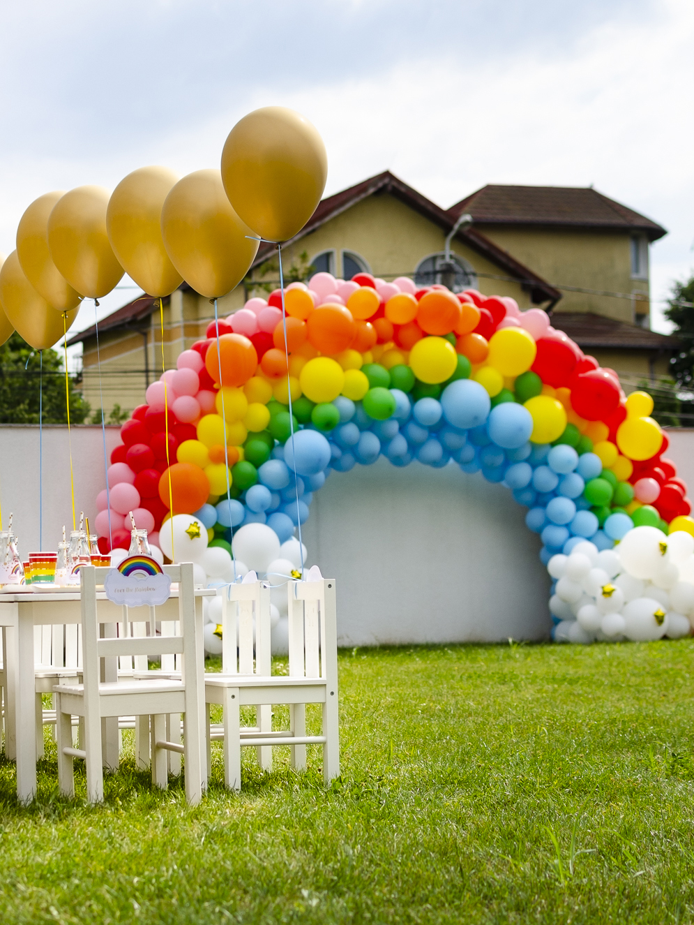 Super Rainbow Party – Daliana & Naum