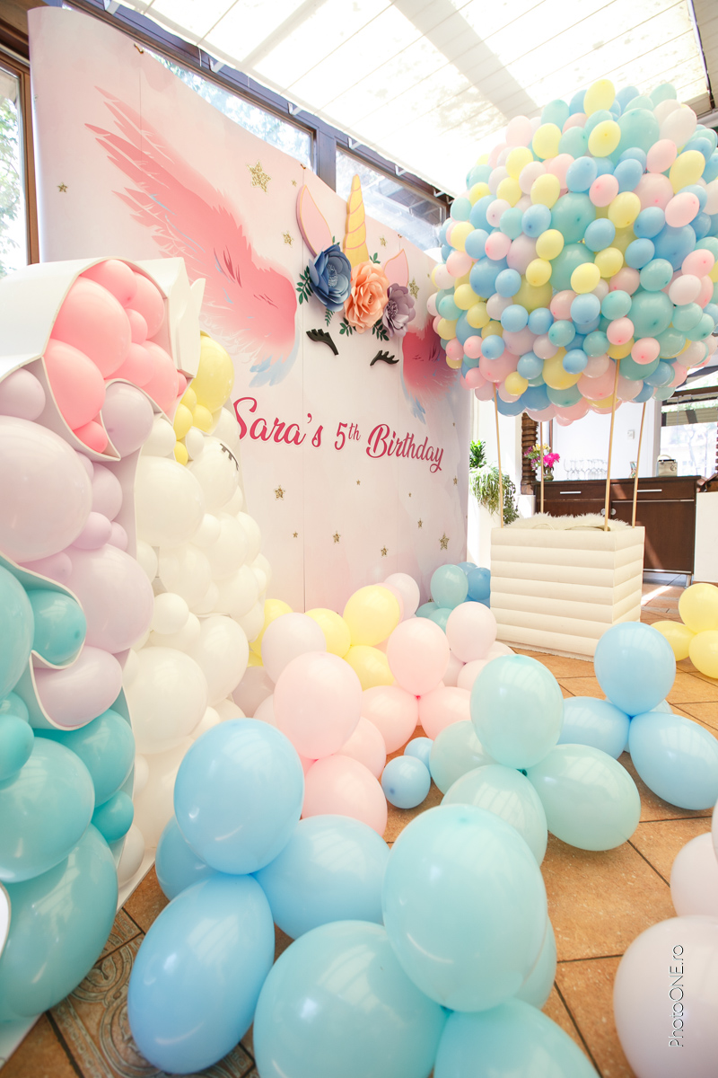 Sara's Unicorn Party