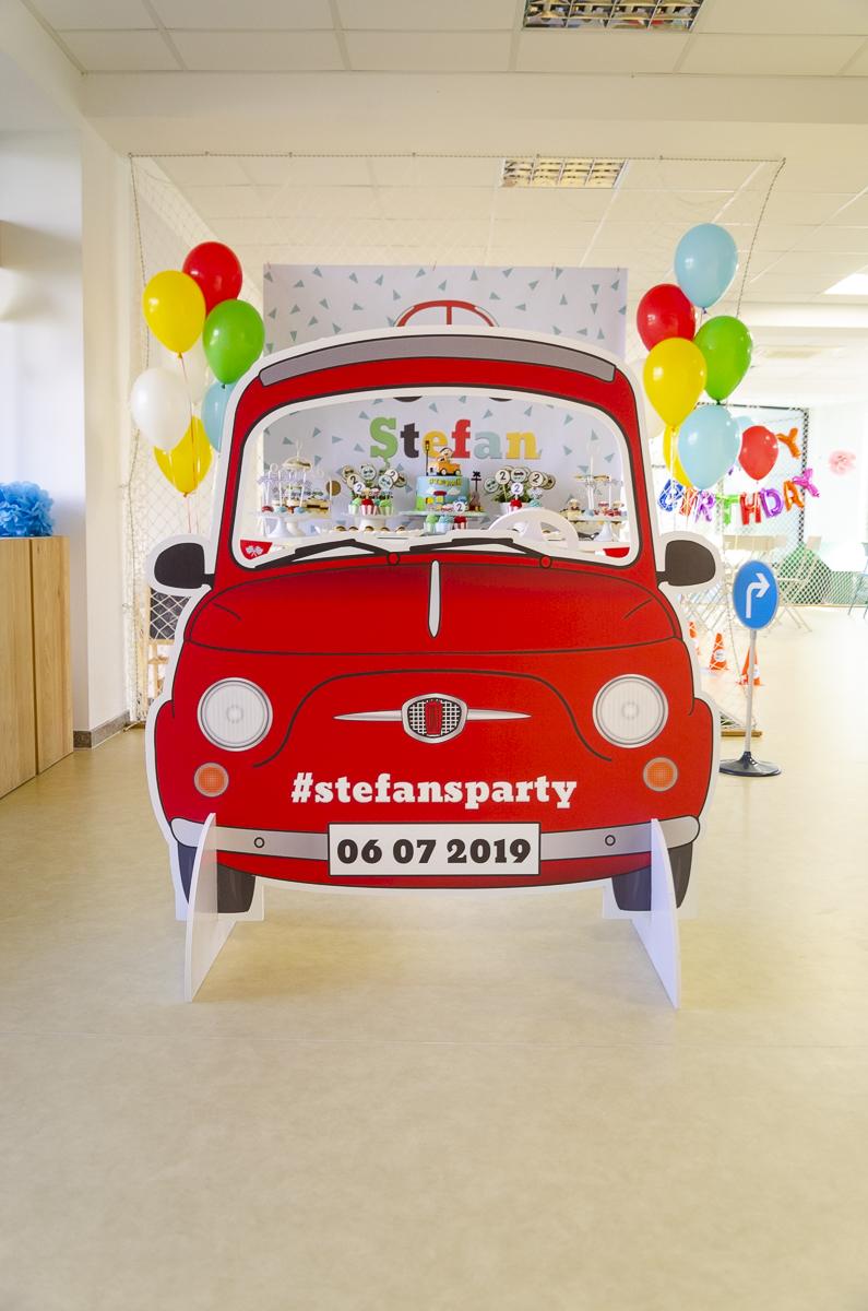 Ștefan's Car Party
