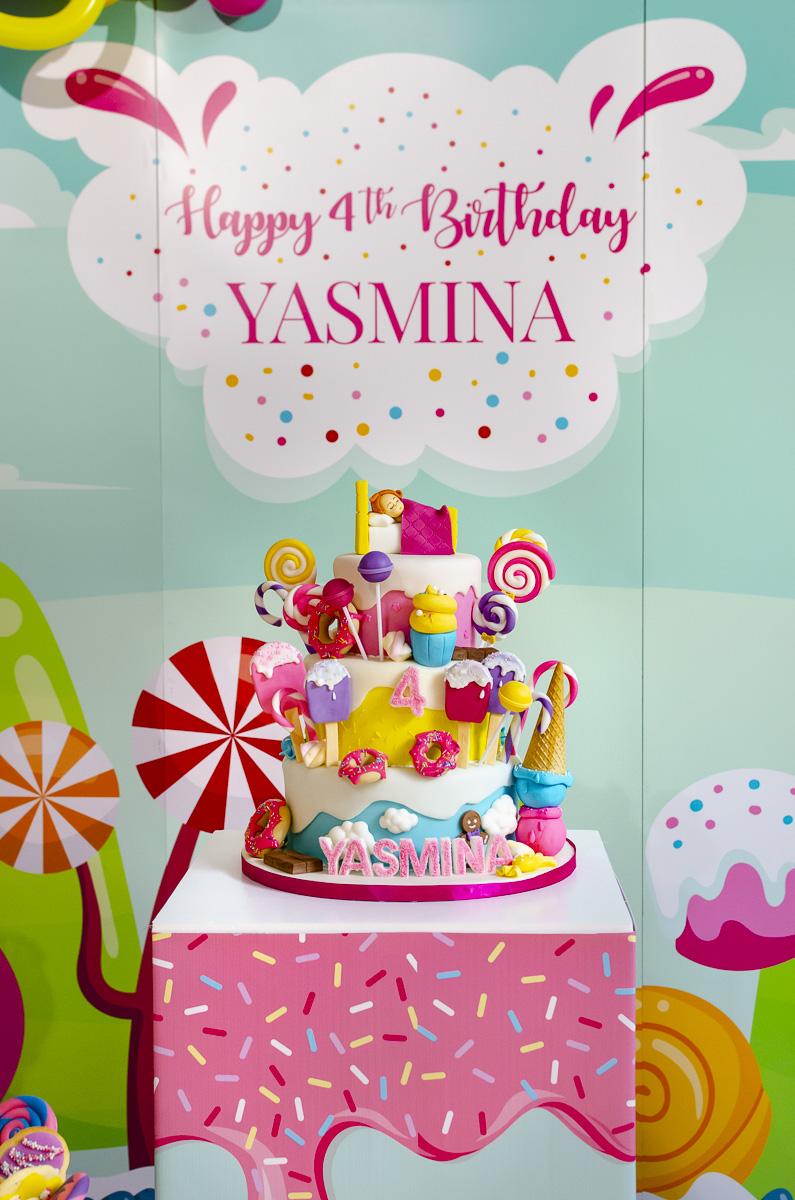 Yasmina's Candyland
