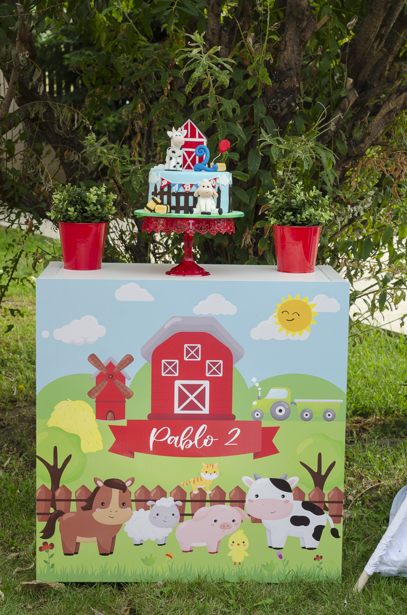 Pablo Farm Party