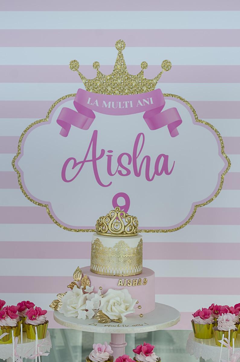 Aisha's Party