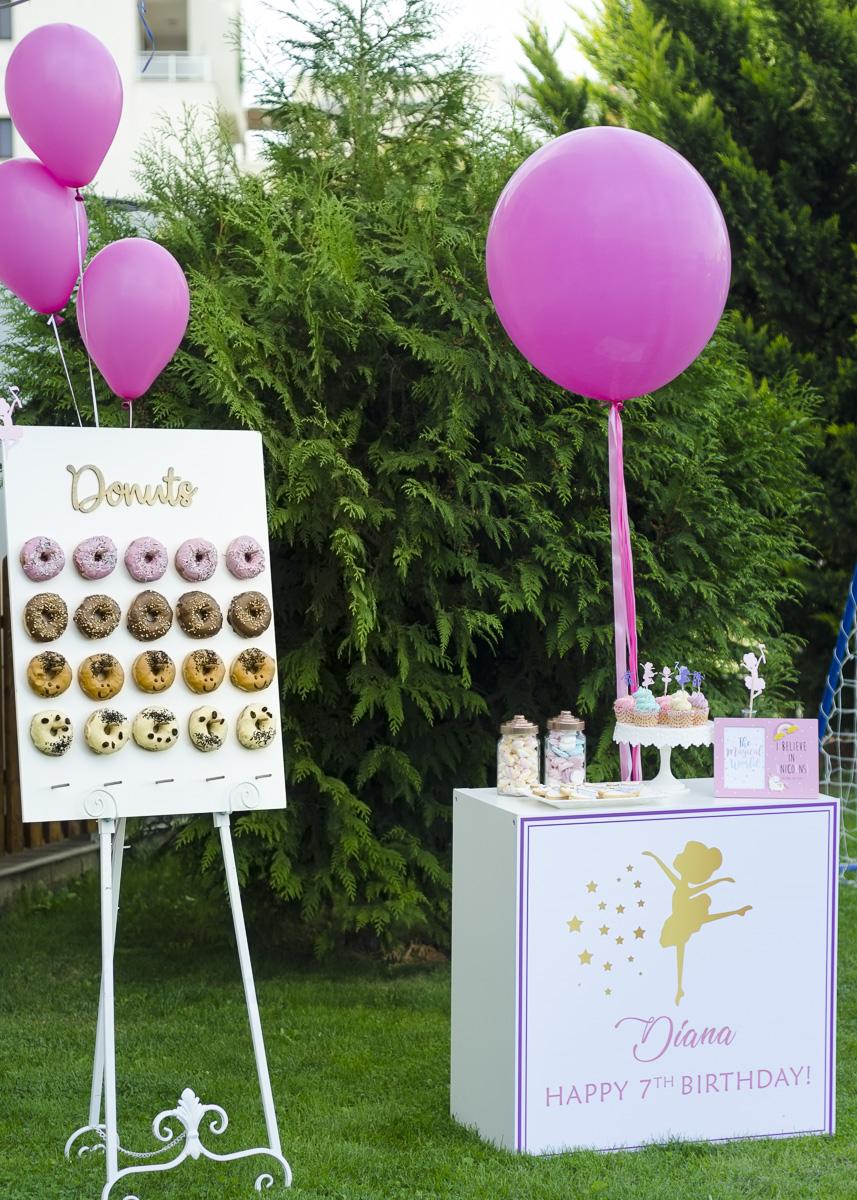 Diana's 7th Birthday Party