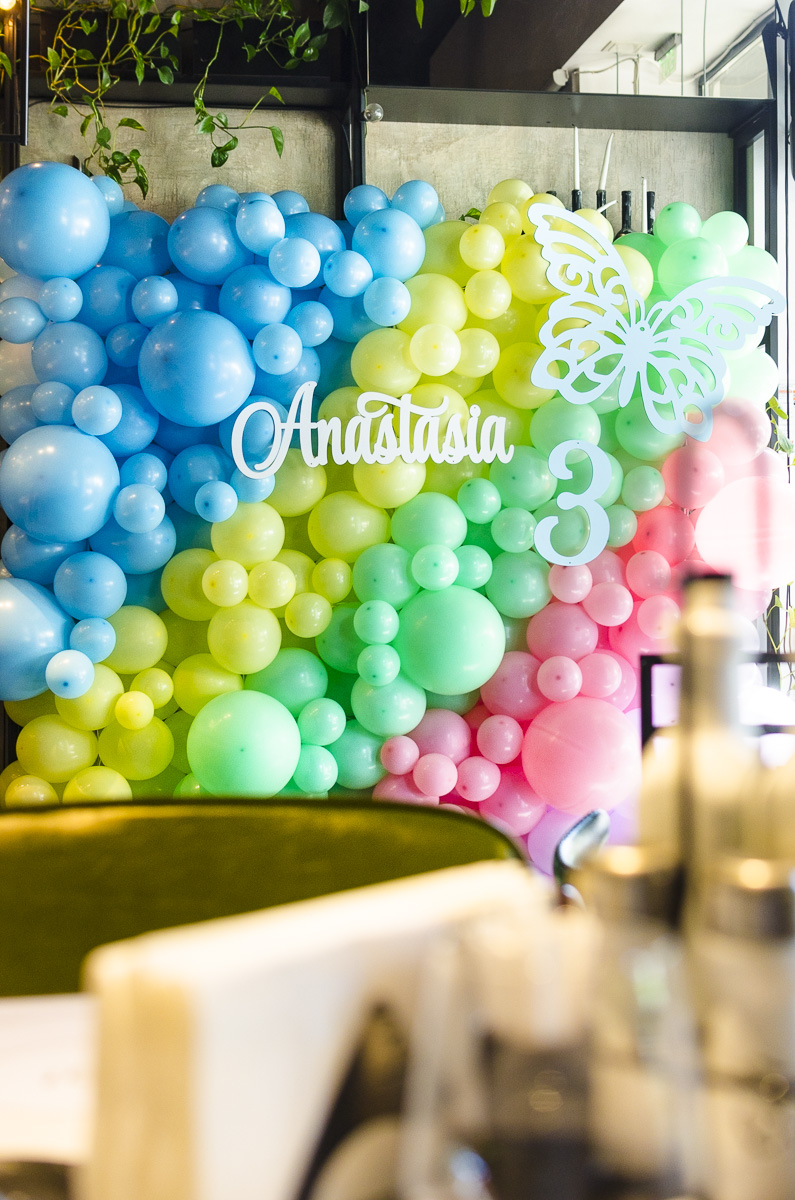 Anastasia's Party