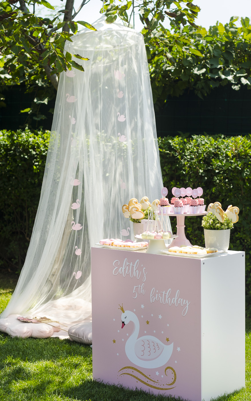 Edith Swan Garden Party
