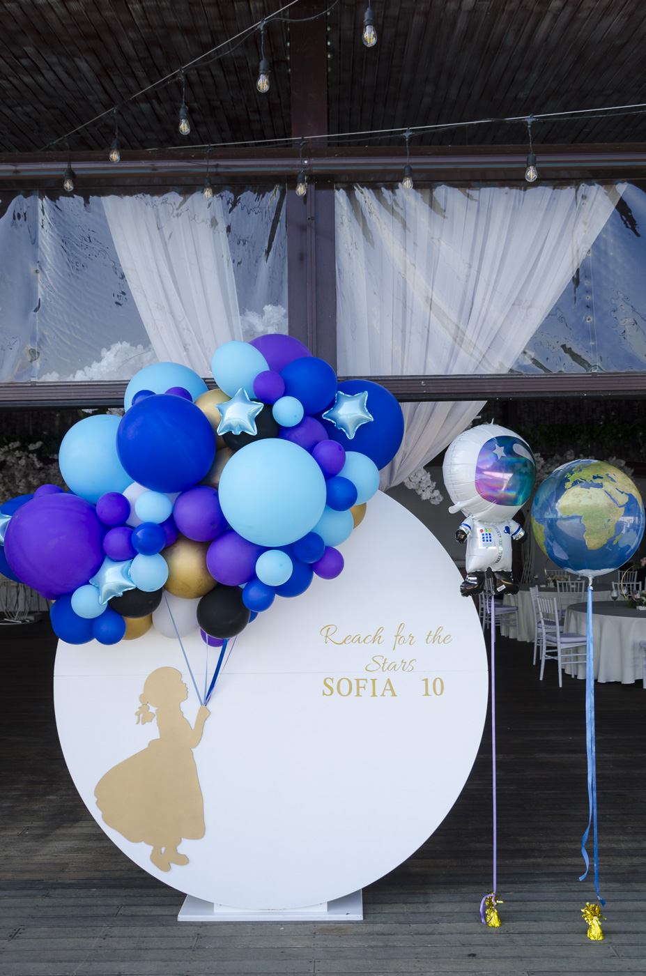 Sofia's Space Party
