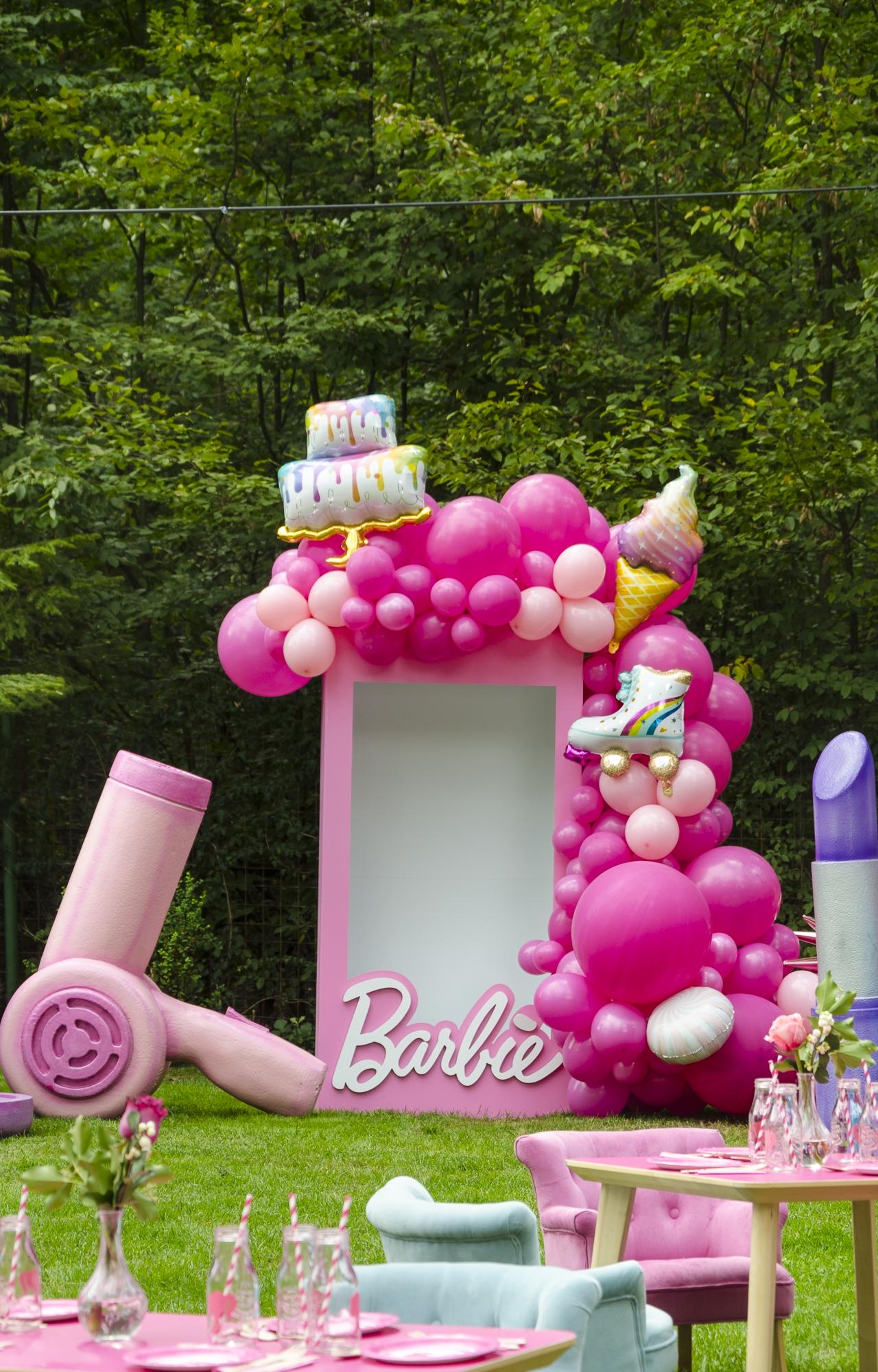 Sandra's Barbie World